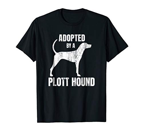 (Plott Hound T-Shirt - Funny Dog Lover Tee)