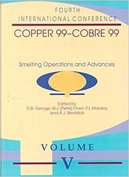 Como Descargar Con Utorrent Copper 99 - Cobre 99: Smelting Operations And Advances Vol 5 Novelas PDF