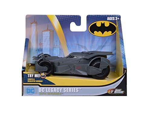 DC Legacy Series 2016 Batmobile Batman Car Lights & Sounds