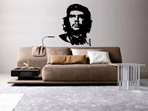 Che Guevara Wall Art Decal Sticker
