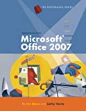 img - for Performing with Microsoft Office 2007: Introductory (Available Titles Skills Assessment Manager (SAM) - Office 2007) book / textbook / text book