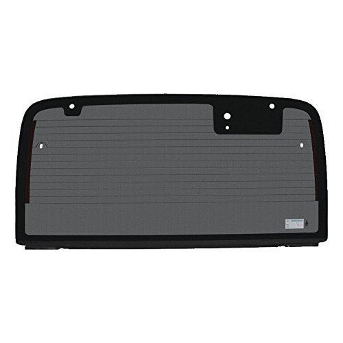 Make Auto Parts Manufacturing - OEM Number DB09073 Rear/Back Window Heated w/o Attachments 50% Tint for Jeep Wrangler ()