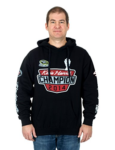 Kevin Harvick 2014 Champion Pullover Hoodie - Urban Circle Sunglasses Outfitters
