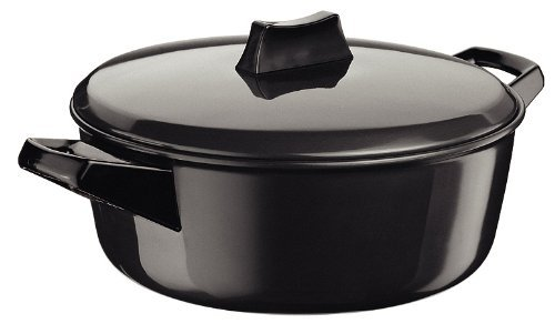 Hawkins/Futura L60 Hard Anodised Cook and Serve Stewpot/Bowl, 3-Liter
