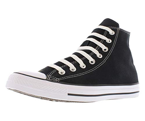 Chuck Taylor All Star Canvas High Top, Black, 13