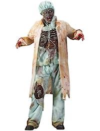 FunWorld Men's Zombie Doctor Costume