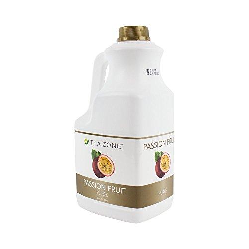 Tea Zone Passion Fruit Puree, 64 Fluid Ounce by Tea Zone (Image #1)'