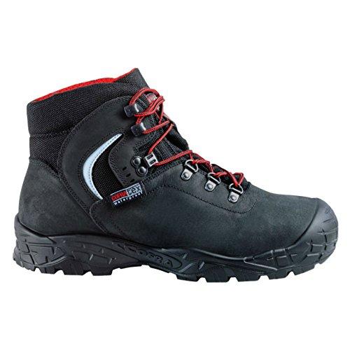Cofra 22070-001.W38 Summit UK S3 WR SRC Chaussures de sécurité Taille 38 Noir