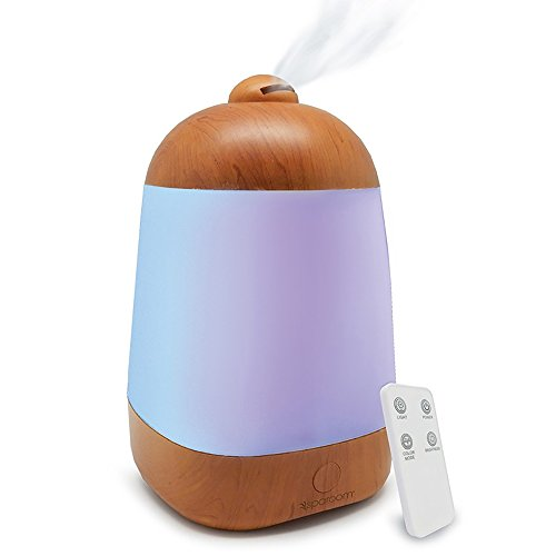 SpaRoom Ultrasonic Aromatherapy Humidifier Essential product image