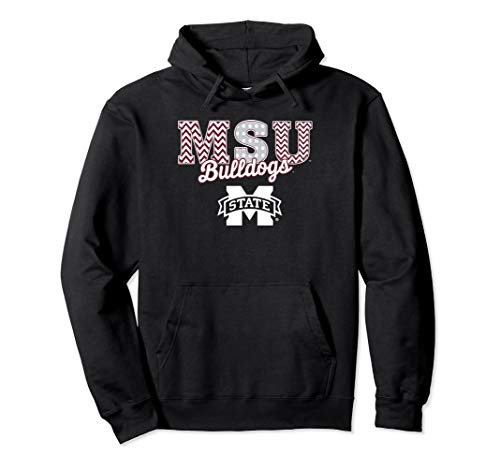 Mississippi State Bulldogs Patterned Letters - Letter Mississippi State Bulldogs