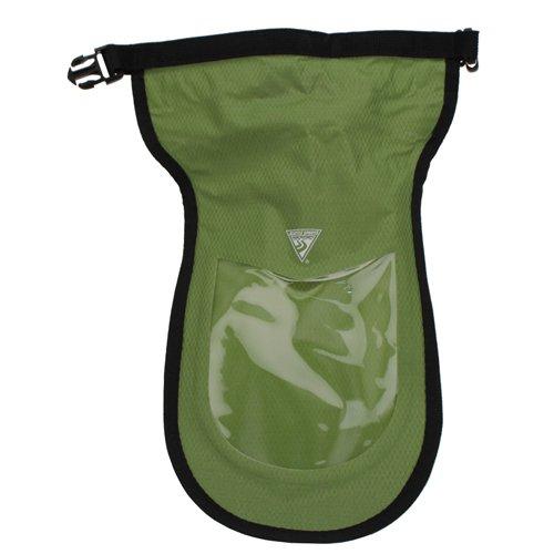 (Seattle Sports Micro Dry Stuff Sack, Green)