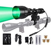 A9P Cree Green Red White Infrared 850nm IR Dimmable...