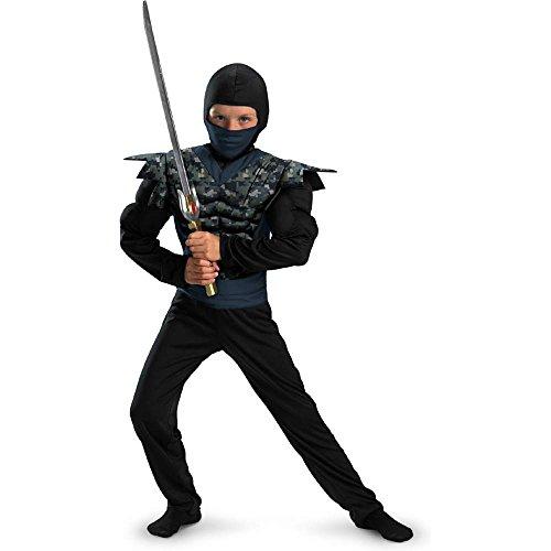 Disguise Shadow Ninjas Classic Costume