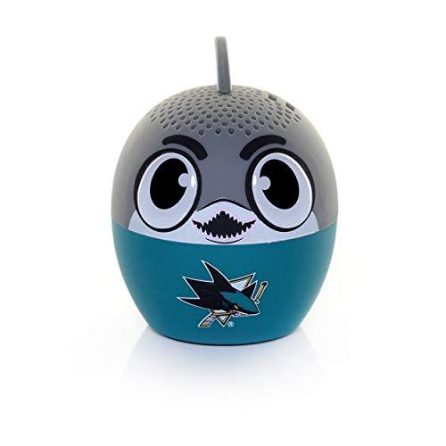 (NHL Bitty Boomer Wireless Bluetooth Speaker, San Jose Sharks)