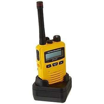 Image of Vertex EVXS24-G6PKGYLS Digital Portable Radios, Yellow