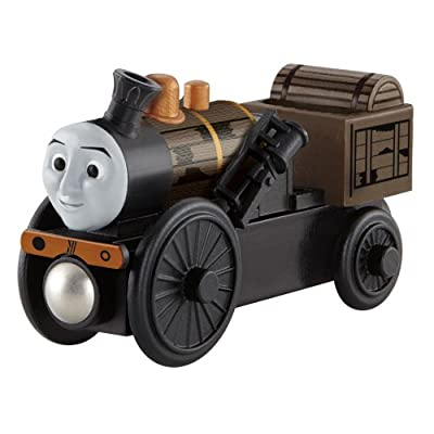 Fisher-Price Thomas & Friends Wooden Railway Rusty Stephen: Toys & Games