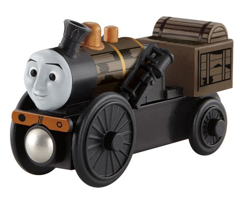 - Fisher-Price Thomas & Friends Wooden Railway Rusty Stephen