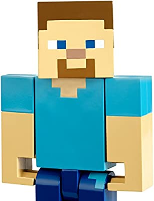 Minecraft Large Scale Steve Action Figure by Mattel