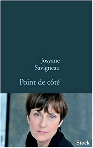 Josyane Savigneau - Point de côté