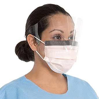 Fog-free Mask 3 28800 Halyard 25 Procedure Soft Of Earloops so W box Fluidshield