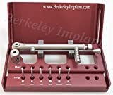 Dental Implant Latch-Type Multi-Driver Set