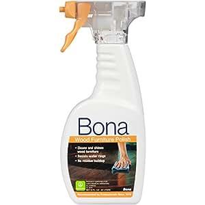Amazon Com Bona Wood Furniture Polish 12 Oz Health