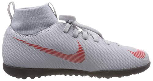 Black de Multicolore Grey Superflyx Jr Football Club 6 Enfant Lt Chaussures TF Nike 060 Mixte Wolf Crimson WAZYqgY7