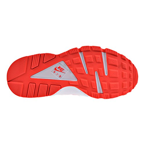 Nike Air Huarache, Scarpe da Ginnastica Uomo Bright Crimson/Bright Crimson