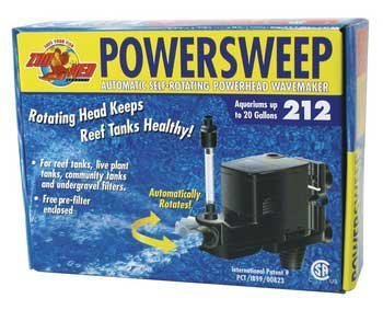 Sweep Zoo Power (Zoo Med Replacement Impeller for Power Sweep 212 by Zoo Med)