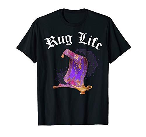 Disney Aladdin Rug Life Graphic T-Shirt