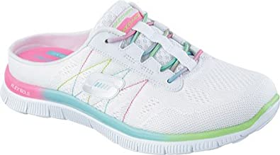 Blanc Magic Ombre Sabots Skechers Sabot Femme Appeal Flex wC0qO6