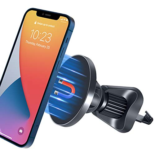 Ciencimy Magsafe Car Mount 360° Adjustable Air Vent Phone Holder Hands Free Designed for iPhone 12 Mini / iPhone 12 / 12 pro /Max