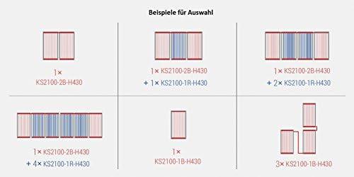 Solaranlagen, Schrägdach Halterung KS2100-2B-H430 - Haken