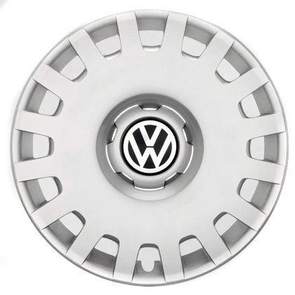 Juego de tapacubos originales para VW Golf 4, Bora: Amazon.es: Coche y moto