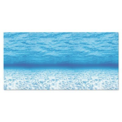 Fadeless Designs Bulletin Board Paper, Under the Sea, 50 ft x 48, Sold as 1 -