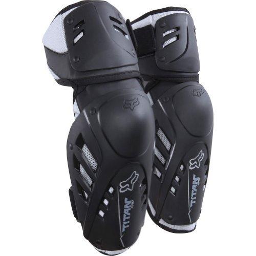 Fox Racing Titan Pro Adult Elbow Guard MotoX Motorcycle Body Armor - Black / ()