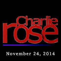 Charlie Rose: Chuck Hagel, David Martin, James Cordon, and Sylvia Jukes Morris, November 24, 2014