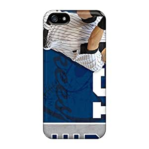 Elaney Gzz1799zEWM Case For Iphone 5/5s With Nice New York Yankees Appearance