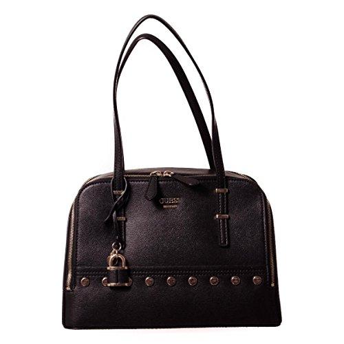 Black Devyn Shopping Women Guess Bag z4F7a4q