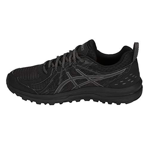 Chaussures gris Noir Running Carbone Frequent Trail De Asics Femme 0RxwngEqYY