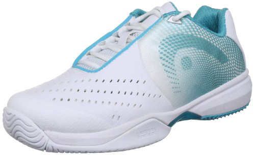 tennis 5 Inc Health UK Instinct Scarpe Team White Blue 6 sportive 40 Communications bianco RIBnx7Bwf