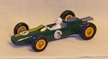 1966 Matchbox Regular Wheels Lotus Race Car - Lotus Car Race