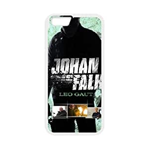 Johan Falk Leo Gaut High Resolution Poster iPhone 6 Plus 5.5 Inch Cell Phone Case White Cell Phone Case Cover EEECBCAAK71703
