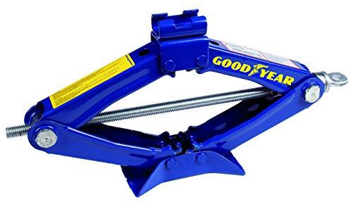 Good Year 77467 Pantograph Jack 1 t, Lifting 95-350 mm
