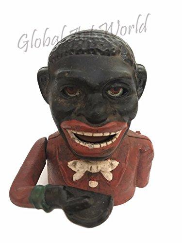Global Art World Antique Cast Iron