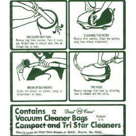 Compact Tristar Vacuum Microfiltration Closure