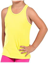 fb26b960dcb39c Girls  Racer Back Tank Top Tunic · FRESH TEE