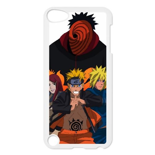iPod Touch 5 Case White road to ninja by narutocolor K4OS ...