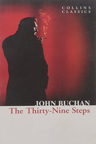 Book cover for The Thirty-Nine Steps