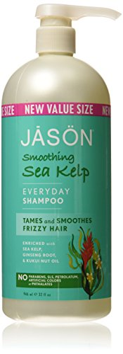 Jason Sea Kelp Shampoo, 32 Fluid Ounce